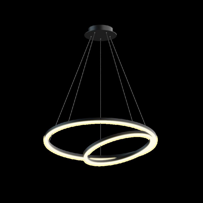 Подвесной светильник кольцо HOOPDUO.70