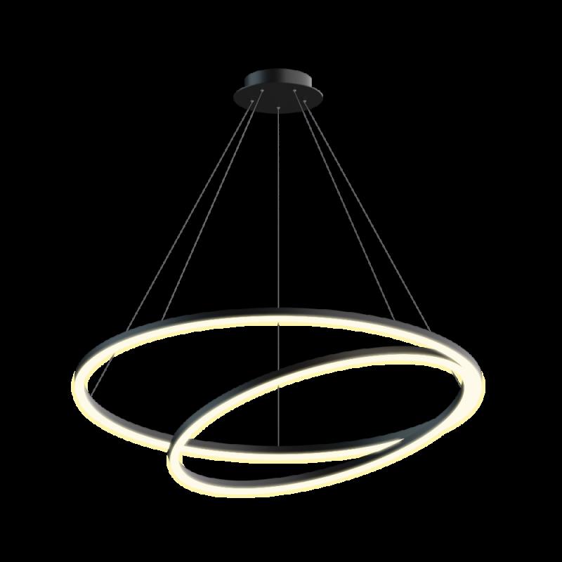 Подвесной светильник кольцо HOOPDUO.90