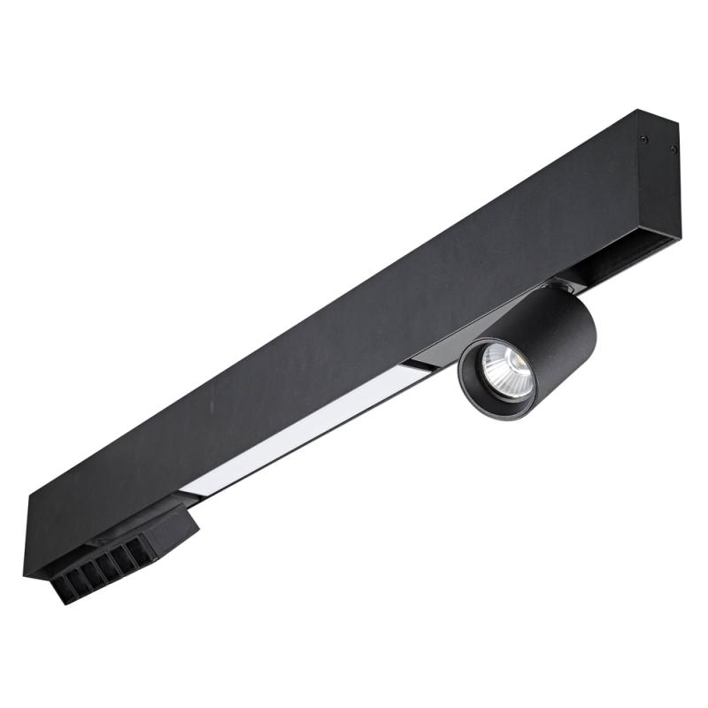 Turning line 12W светильник поворотный для магнитной системы
