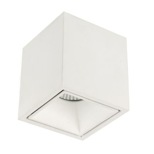 UBBO.10N белый накладной светильник 10W