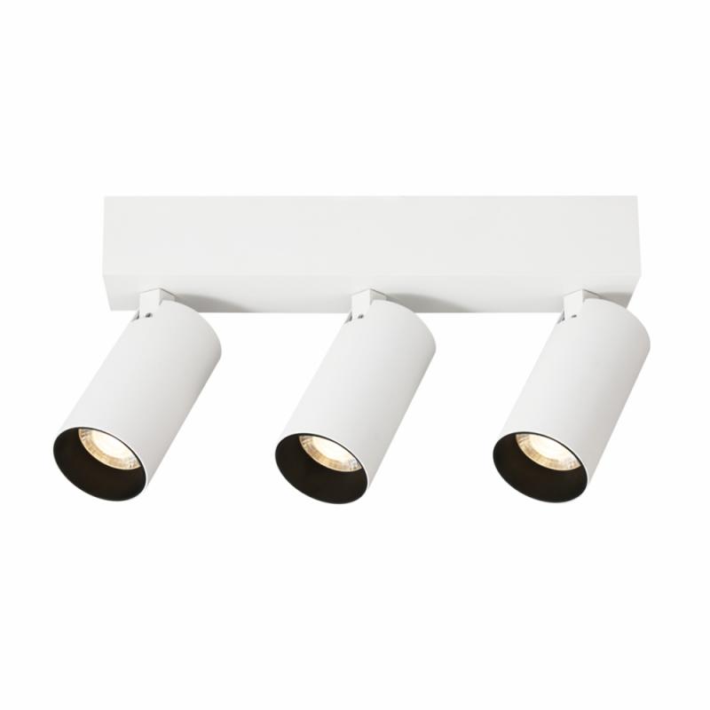 ROBO.11х3N белый накладной светодиодный светильник