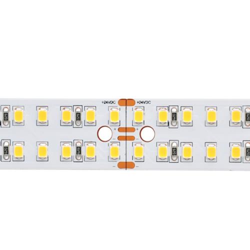 Светодиодная лента широкая 24V IP20 28