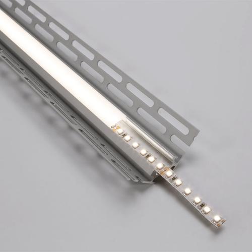LW-СT3 угловой профиль под плитку / ГКЛ 2000 мм