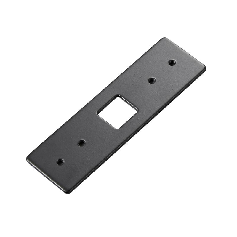 Соединитель для магнитного трека с отверстием для подвода питания