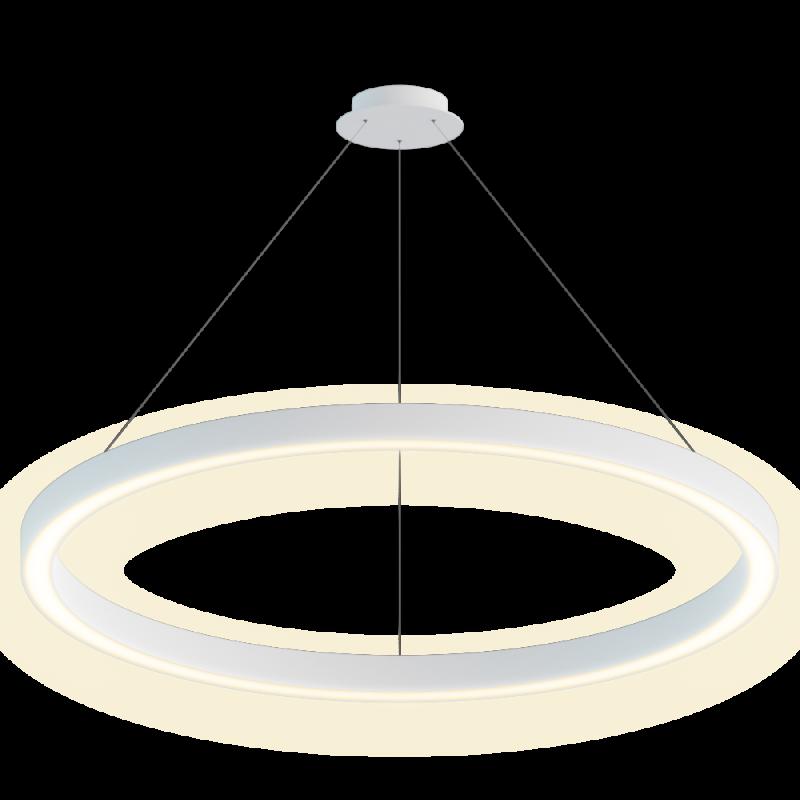 RINGO.120 подвесной светильник кольцо 72W