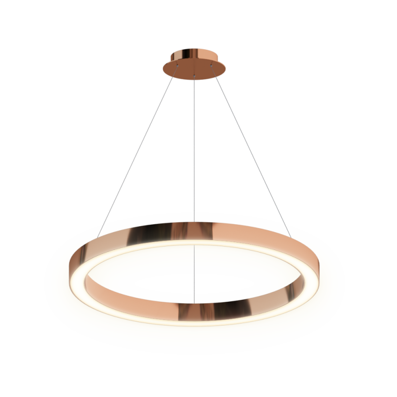 RINGO.80 подвесной светильник кольцо 48W