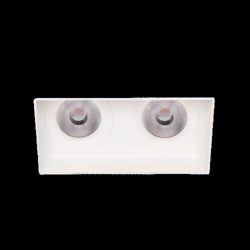 FORT.10x2Т встраиваемый светильник 2x10W