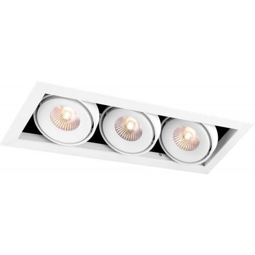 GRILL.8х3 карданный светильник 3x8W