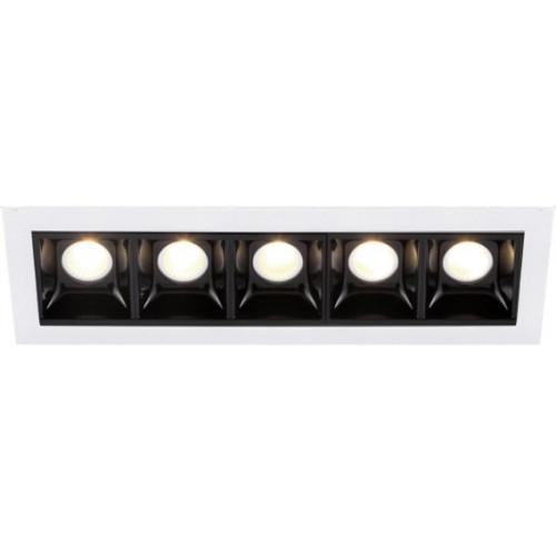 FLOKI.5 встраиваемый светильник 5х2W