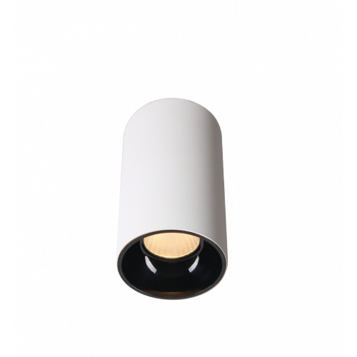 ROLL.8 белый накладной  светильник 8W