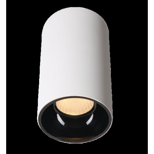ROLL.20 белый накладной  светильник 20W