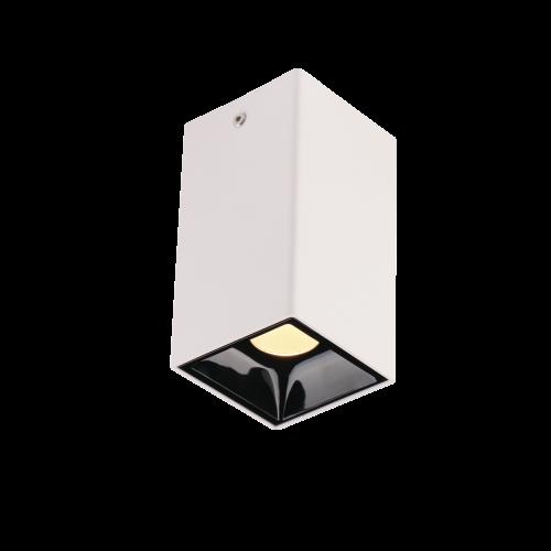 BET.7 белый накладной светильник 7W