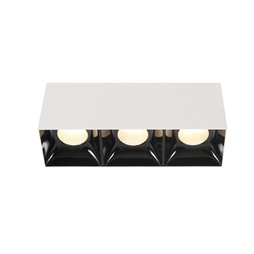 BET.7х3 накладной светильник 3х7W