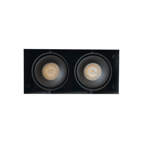 GRILL.8х2T карданный светильник 2x8W