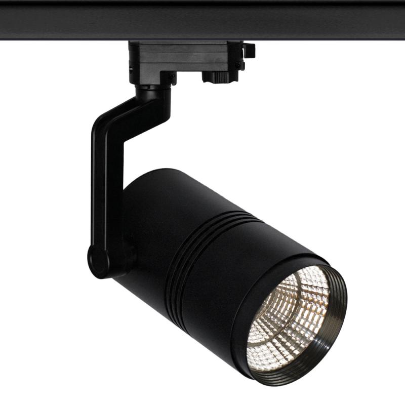 PROFI.30 трековый светильник 30W, черный