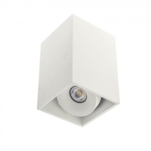 SOLID.8 белый накладной  светильник 8W