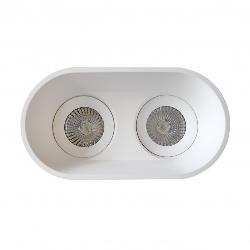 OMEGA.10х2 точечный светильник 2x10W