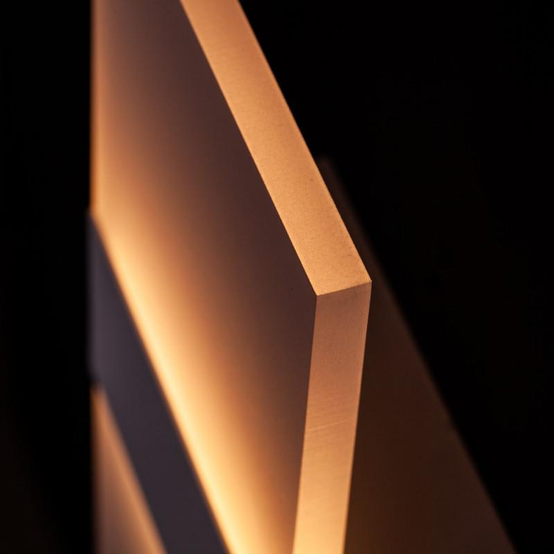 SLIM WALL настенный накладной светильник