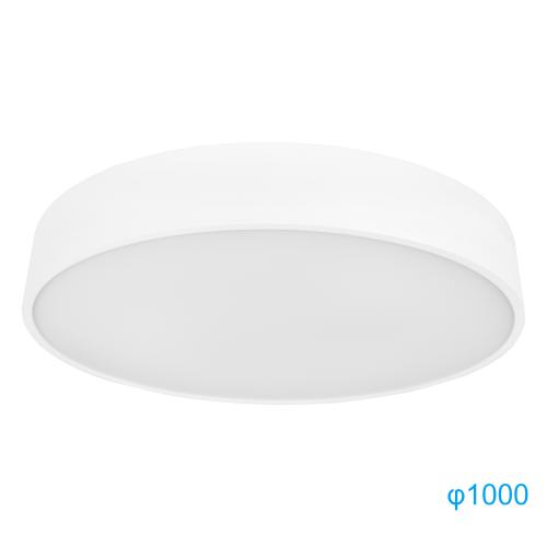 LAKI.100 белая накладная светодиодная панель 100W