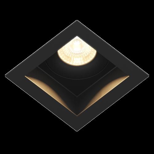 FORT.8 встраиваемый поворотный светильник 8W