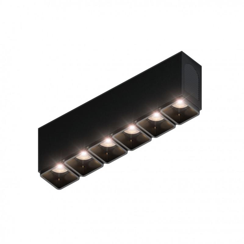 Honeycombs 6х2W светильник для магнитной системы