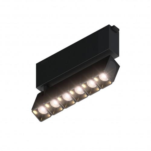 Turning honeycombs 6х2W светильник поворотный для магнитной системы