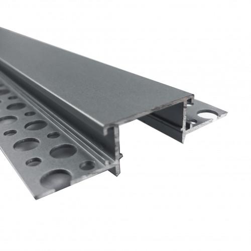 LD62141 безрамочный алюминиевый профиль