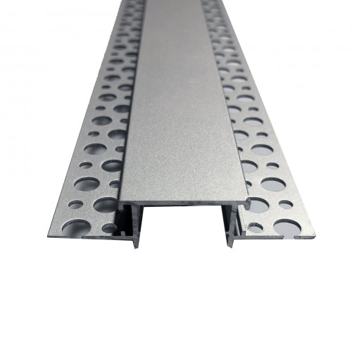 LD62141 безрамочный алюминиевый профиль 2м