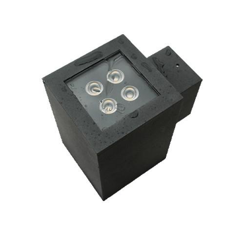 Box.80 up / down фасадный светильник