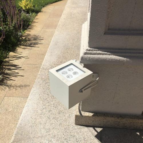 Box.100 уличный грунтовый прожектор