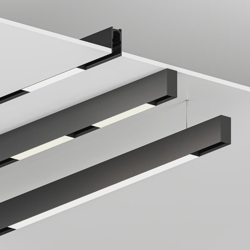 Line 25W светильник линейный для магнитной системы 48V DIM