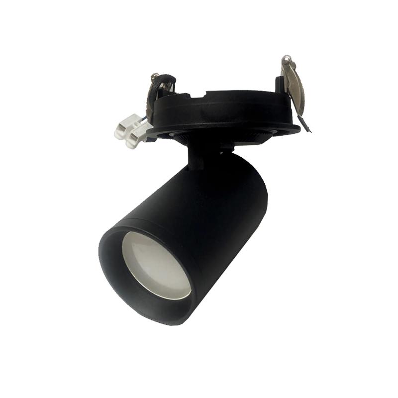 KAUF.9R встраиваемый поворотный светильник 9W