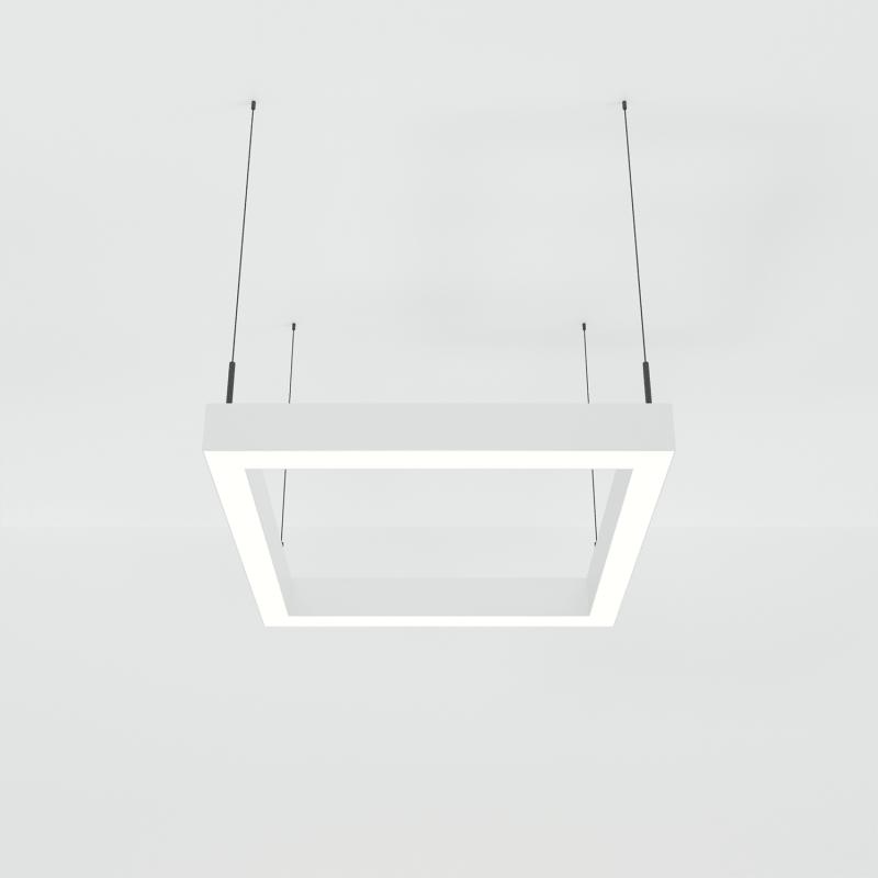 SQUARE.60 подвесной профильный светильник 67W