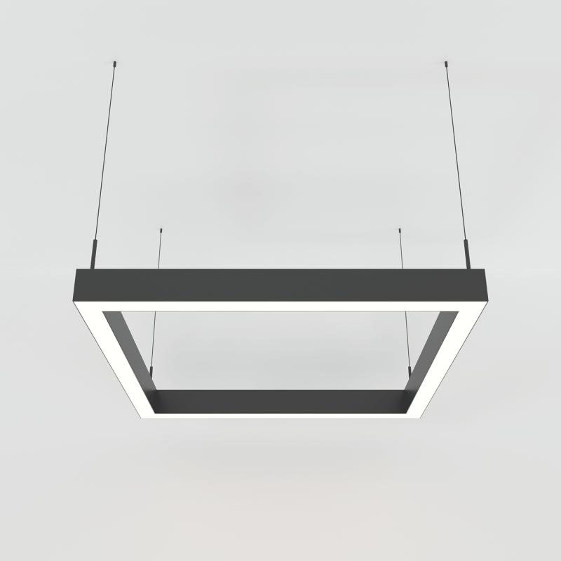 SQUARE.80 подвесной профильный светильник 90W