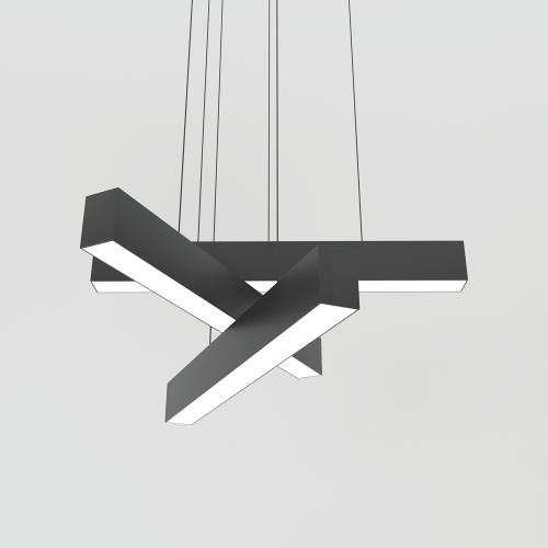 TRIO.60 подвесной профильный светильник 50W