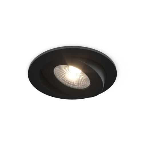 ALFA.5T встраиваемый поворотный светильник 5W
