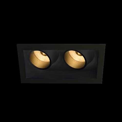FORT.13x2.SP встраиваемый светильник 2x13W