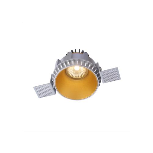 MOON.10R встраиваемый безрамочный светильник 10W