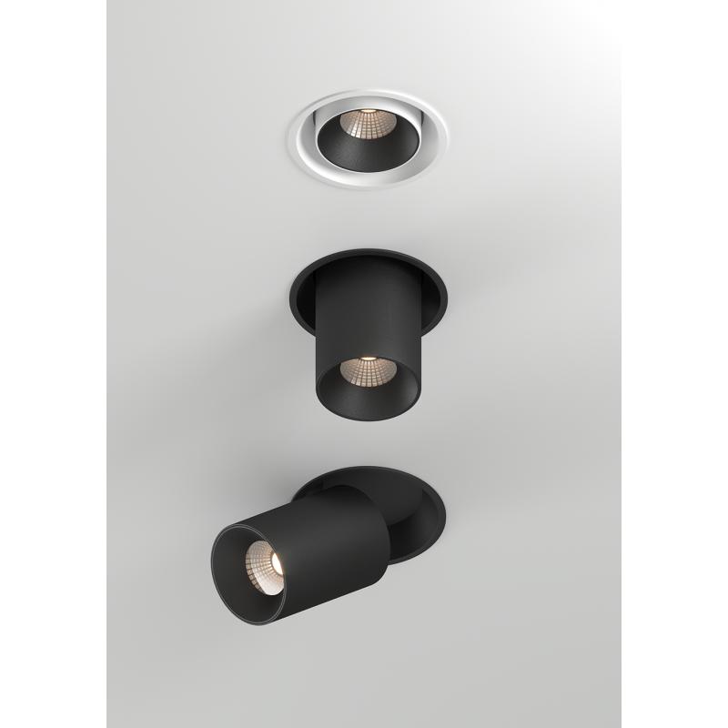 ROBO.13 белый встраиваемый выдвижной светильник 13W